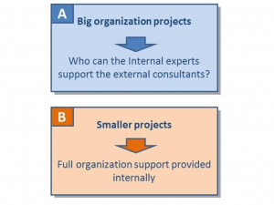 Internal Organization Expertise - Part 1: What are the